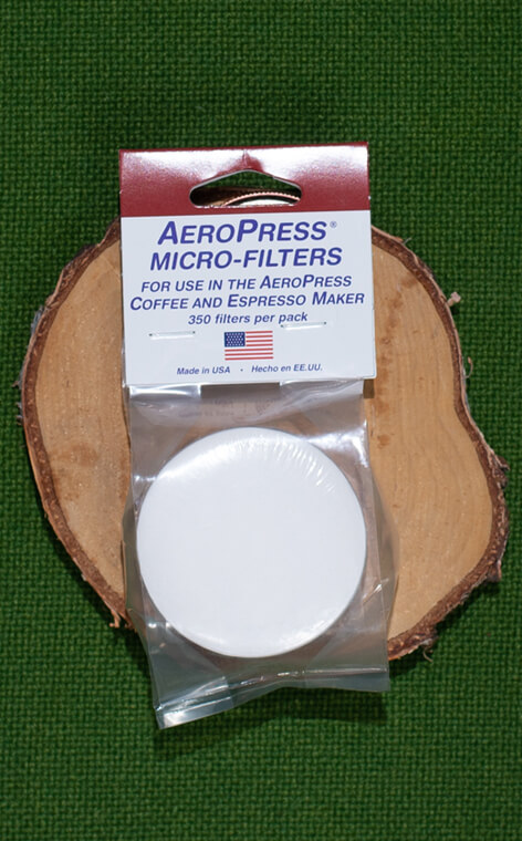 AeroPress - filtry papierowe | 350szt.