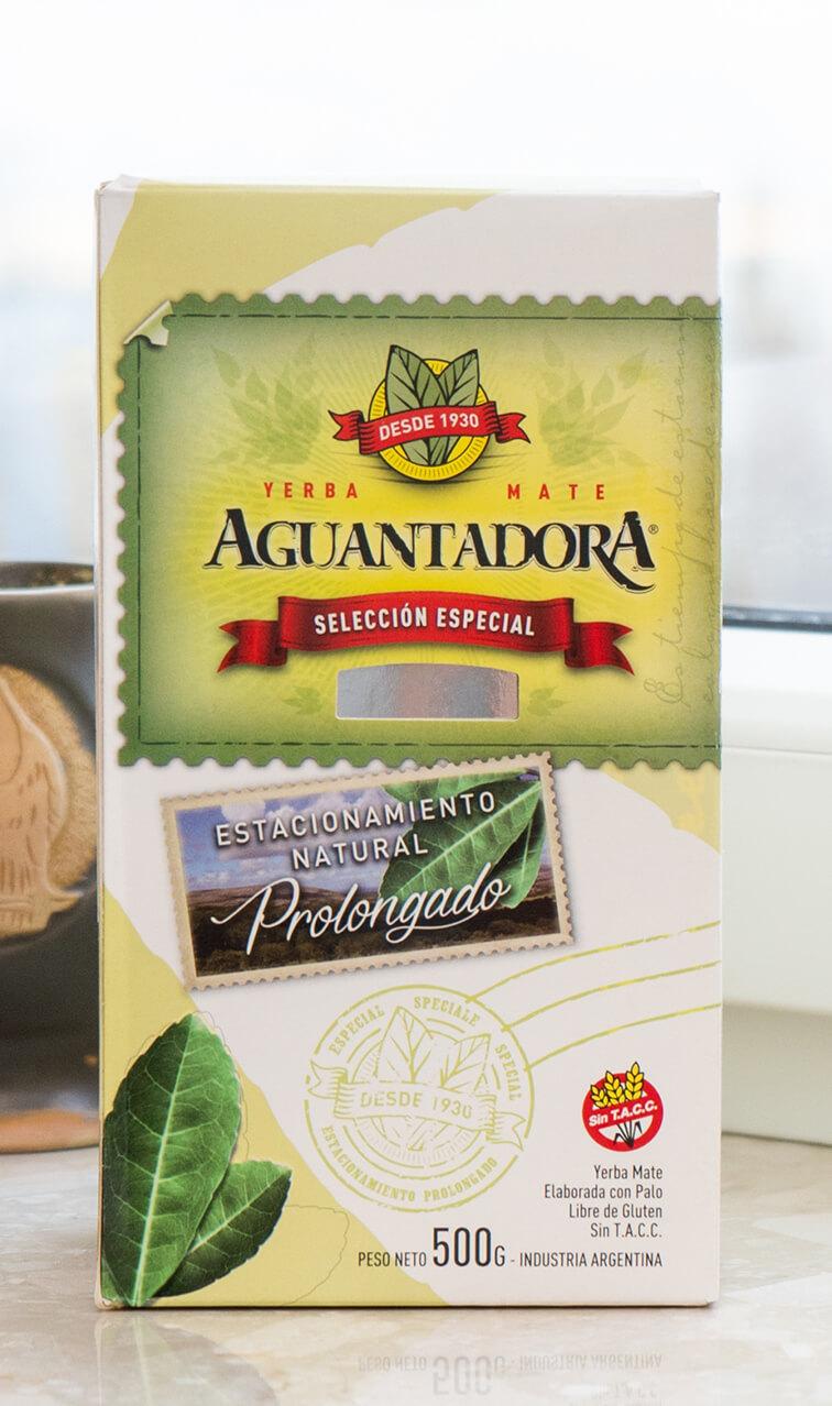 Aguantadora - Seleccion Especial | wyselekcjonowana yerba mata | 500g
