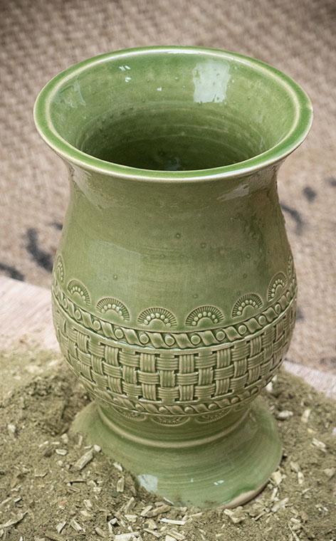 Cuia - naczynie do yerba mate, chimarrao | rękodzieło | ok. 300 ml