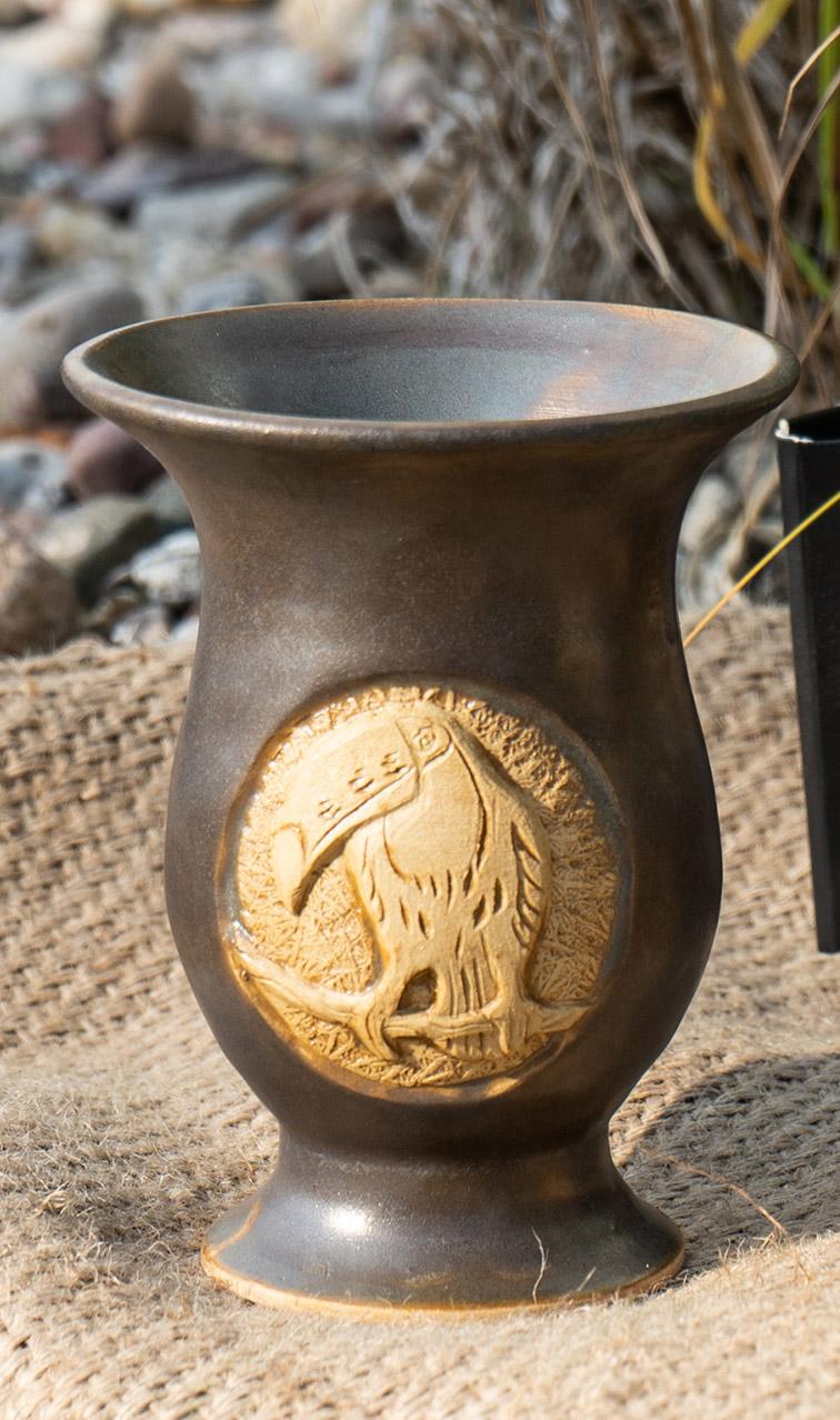 Cuia - Tucan Ceramiczna | naczynie do chimarrao | ok. 300 ml