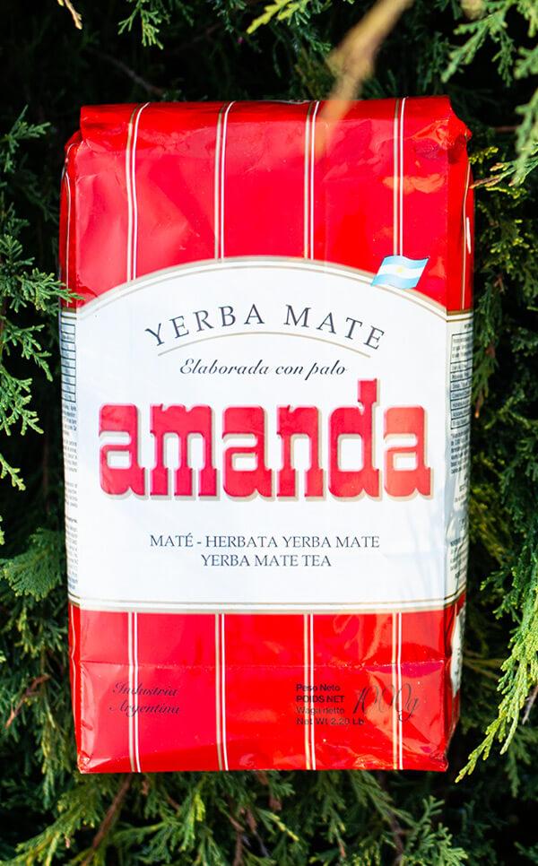 Amanda - Elaborada | yerba mate | 1kg
