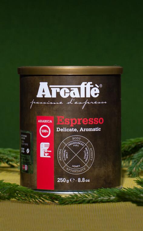 Arcaffe - Espresso 100% Arabica | kawa mielona | 250g