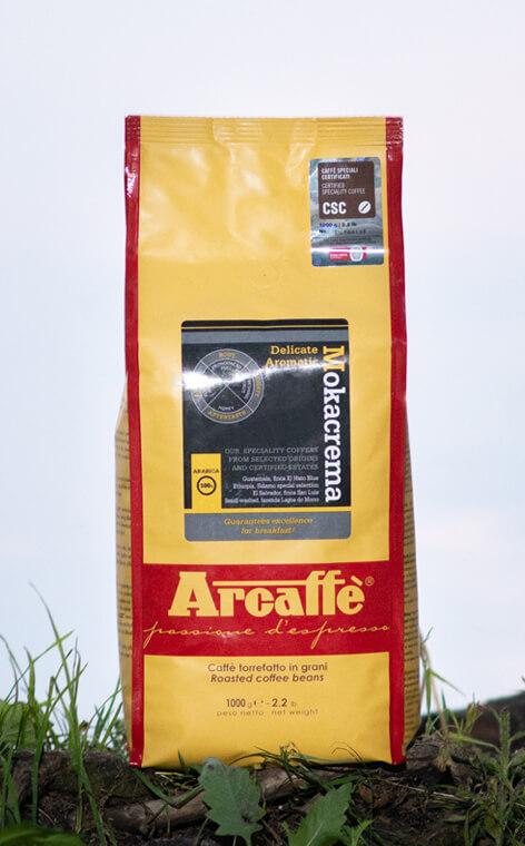Arcaffe - Mokacrema | kawa ziarnista | 250g