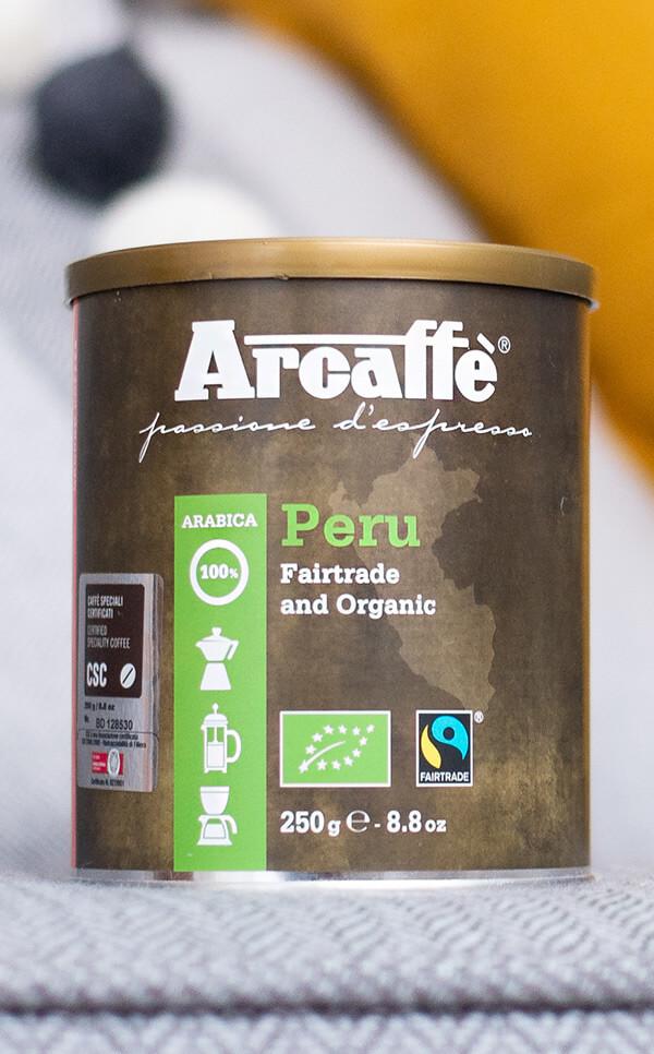 Arcaffe - Peru FTO | kawa mielona | 250g