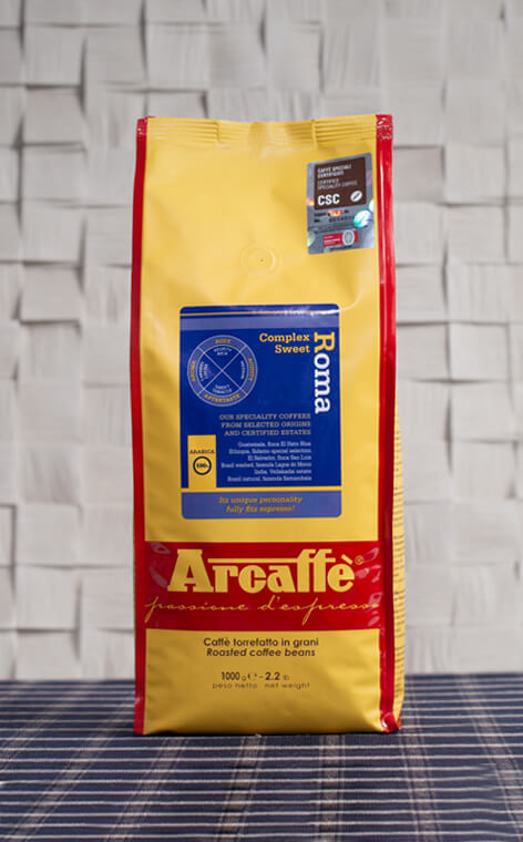 Arcaffe - Roma | kawa ziarnista | 1kg