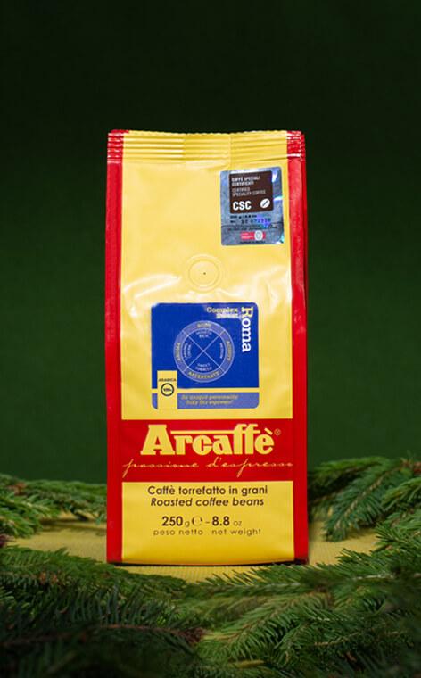 Arcaffe - Roma | kawa ziarnista | 250g