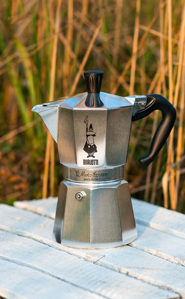 Bialetti - Moka Express 6 filiżanek | Zaparzacz do kawy