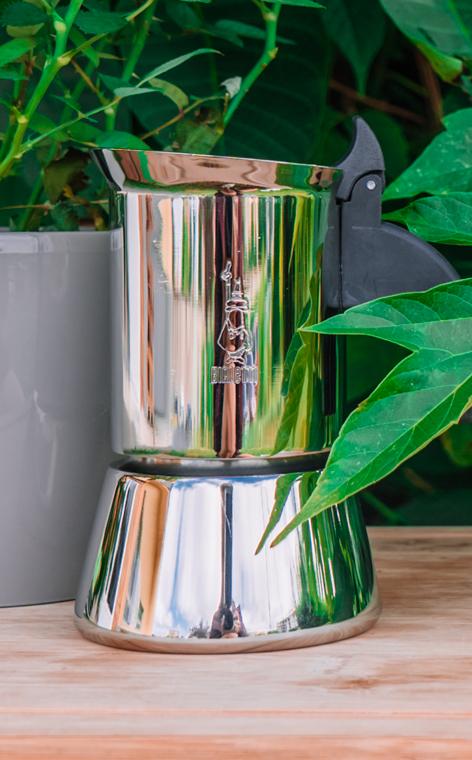 Bialetti - Venus 2 filiżanki | Zaparzacz do kawy