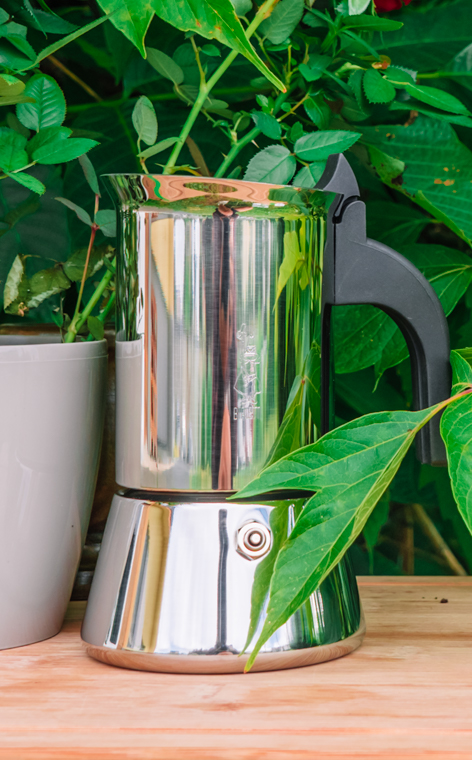 Bialetti - Venus 4 filiżanek | Zaparzacz do kawy