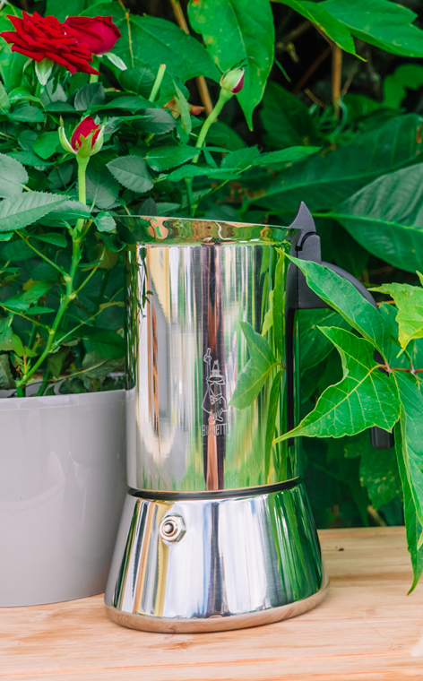 Bialetti - Venus 6 filiżanek | Zaparzacz do kawy