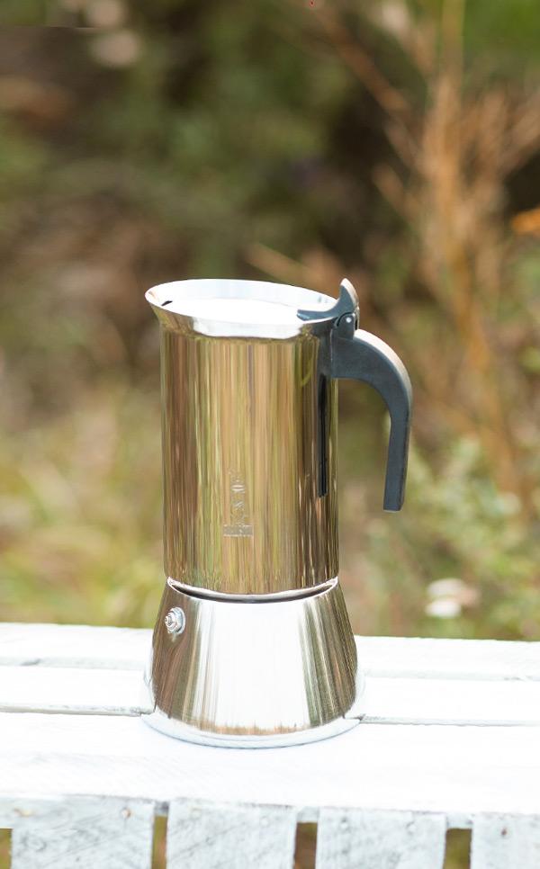 Bialetti - Venus Induction 10 filiżanek | Zaparzacz do kawy