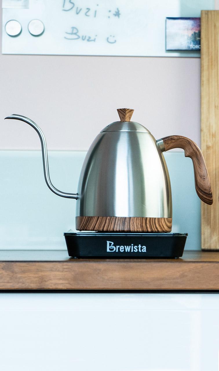 Brewista - Artisan Variable Temperature Kettle | czajnik elektryczny | 0,9l