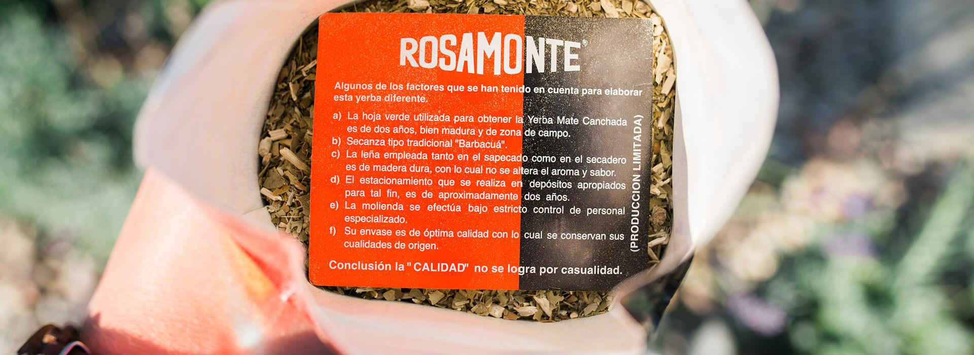 <p>Rosamonte to argentyńska yerba oz bogatym bagażemdoświadczenia.Sprawdź naszą recenzję produktów Rosamonte</p> <script></script> <script></script> <script></script> | ZielonyTarg.pl