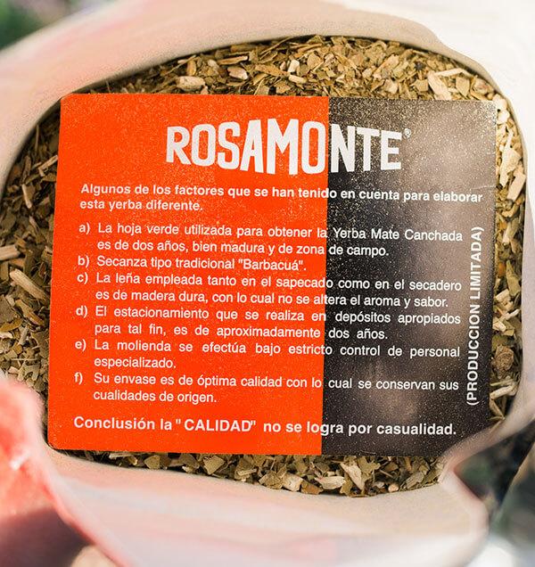 Rosamonte - recenzja wyjątkowej Yerba Mate o wysublimowanym aromacie