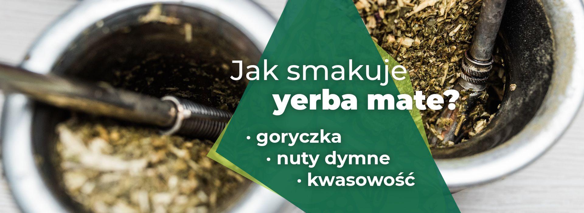 Smak Yerba Mate można określić jako złożenie trzech nut smakowych: wysublimowana goryczka,nuty wędzone, oraz lekka kwasowość. I jest tu o czym opowiadać.                                | ZielonyTarg.pl