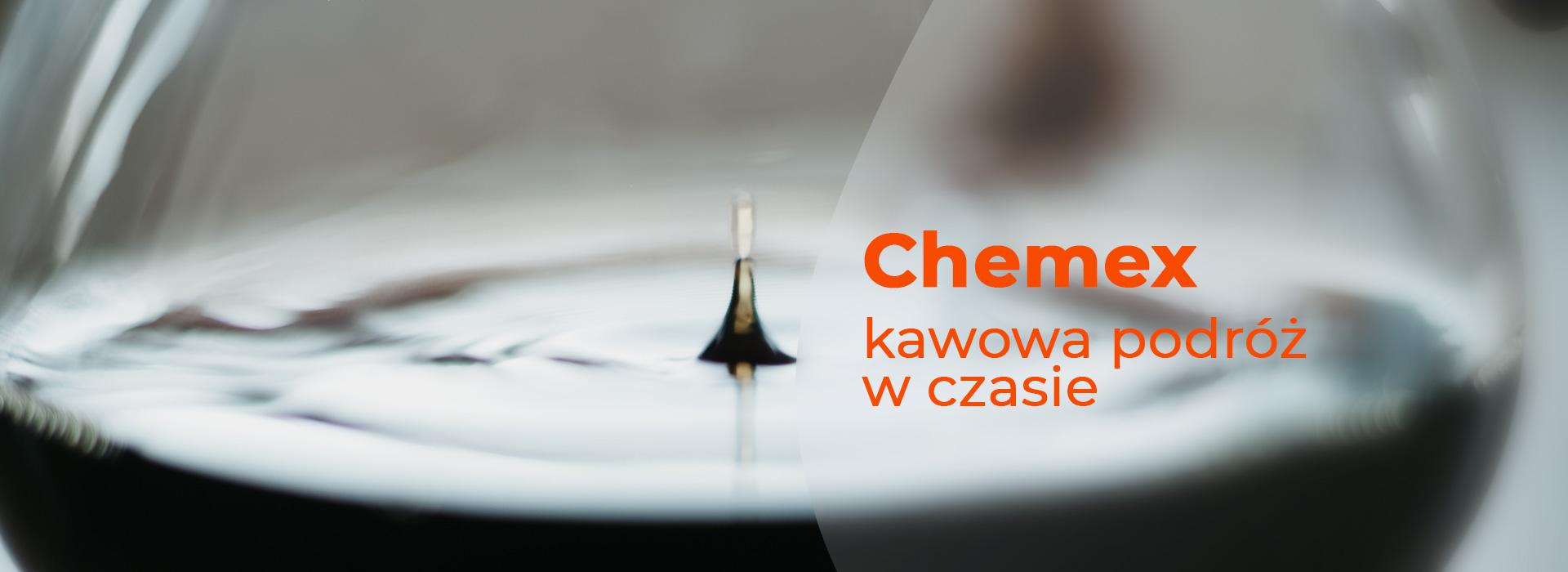 Chemex to urządzenie filtrujące do parzenia kawy, w połowie karafka, w połowie dekanter. Sprawdź na ZielonyTarg.pl  | ZielonyTarg.pl