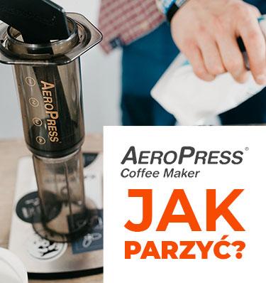 AeroPress® - jak parzyć? W 15 minut zostaniesz profesjonalnym baristą! ;-)