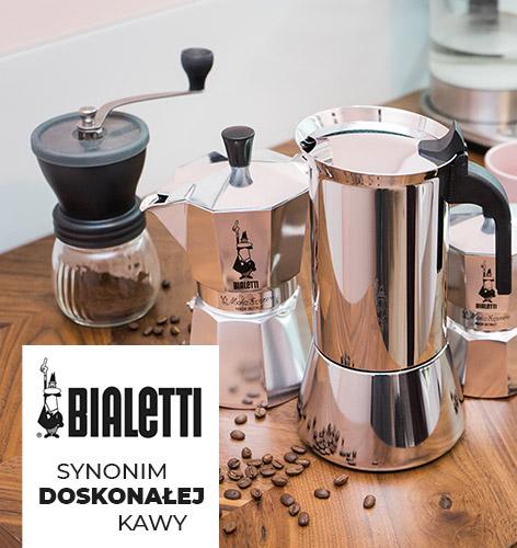 Odkryj wachlarz możliwości włoskich kawiarek Bialetti
