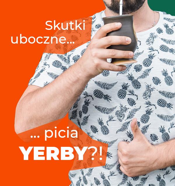 Omawiamy negatywne właściwości Yerba mate - przeczytaj uważnie!
