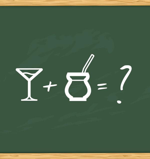 Yerba mate a alkohol - Wezwij swoje pogotowie kacowe!