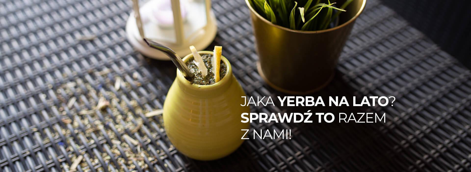 Zastanawiasz się jaką yerba mate na zimno wybrać? Sprawdź jaką yerbe do Tereré polecamy.                                      | ZielonyTarg.pl
