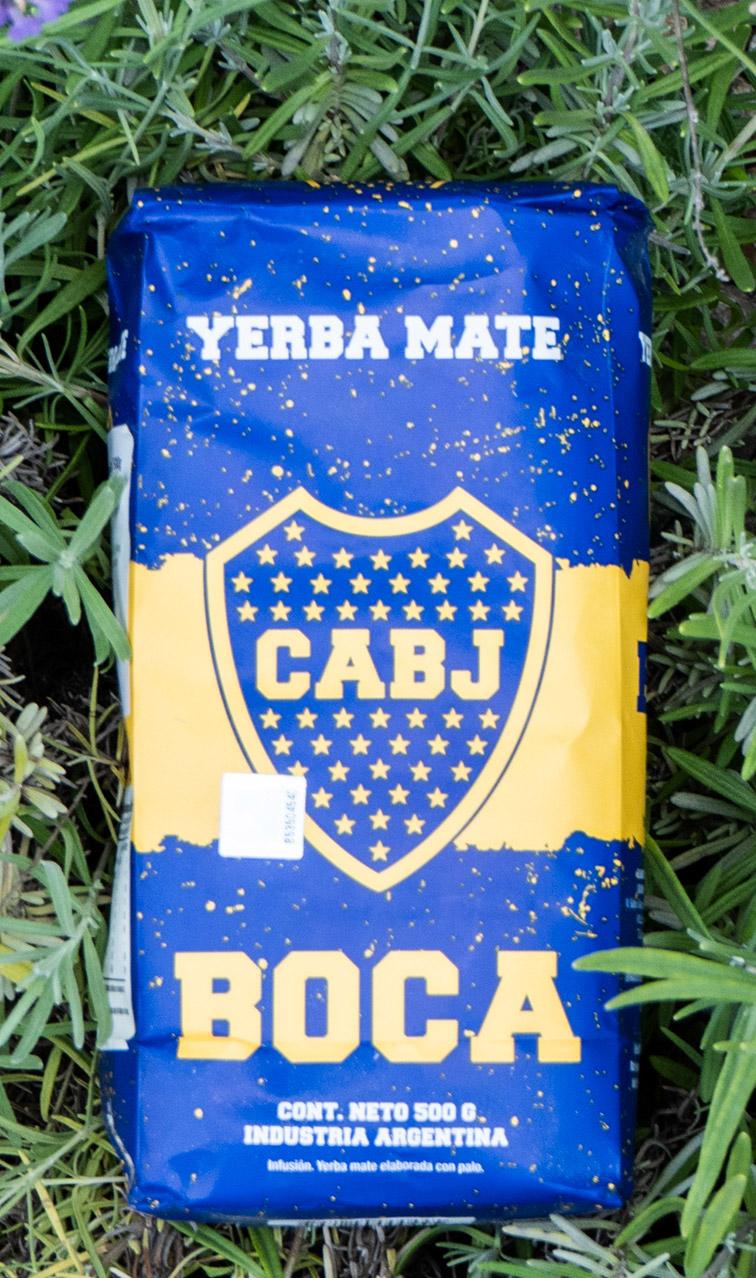 Boca Juniors - Elaborada | yerba mate | 500g