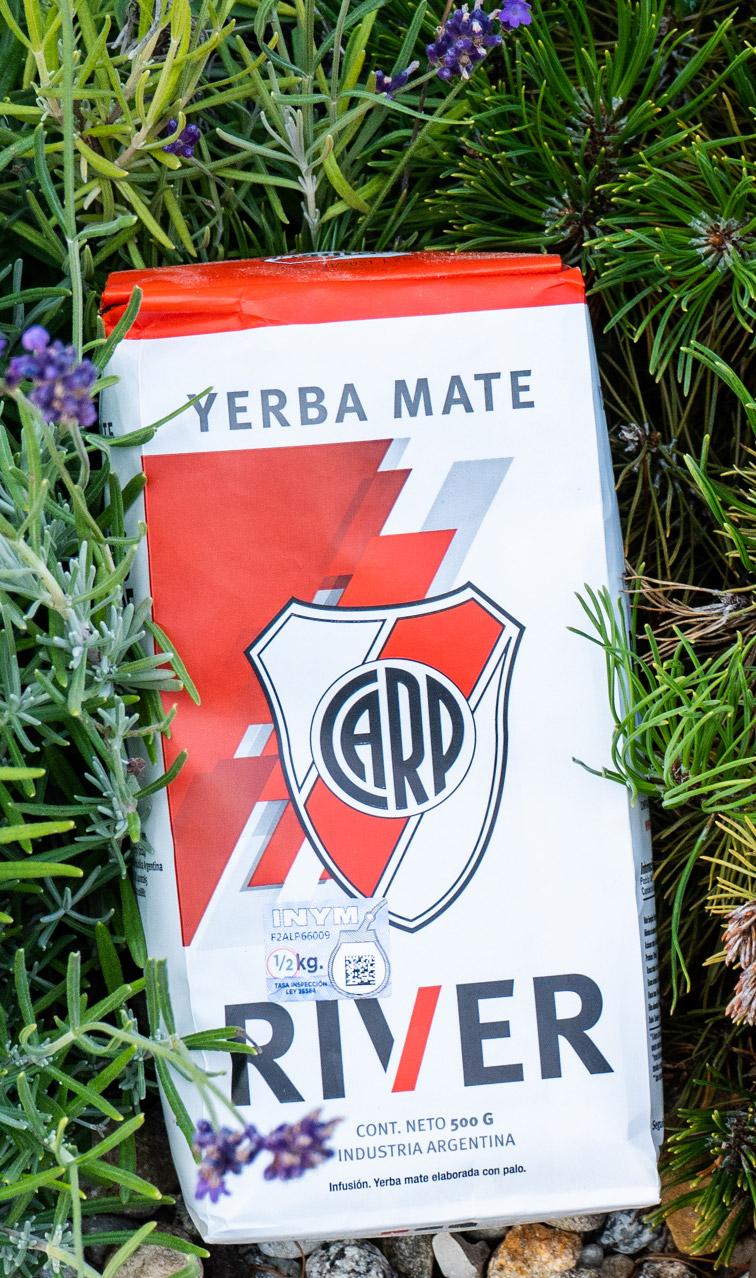 River Plate - Elaborada Tradicional | yerba mate | 500g