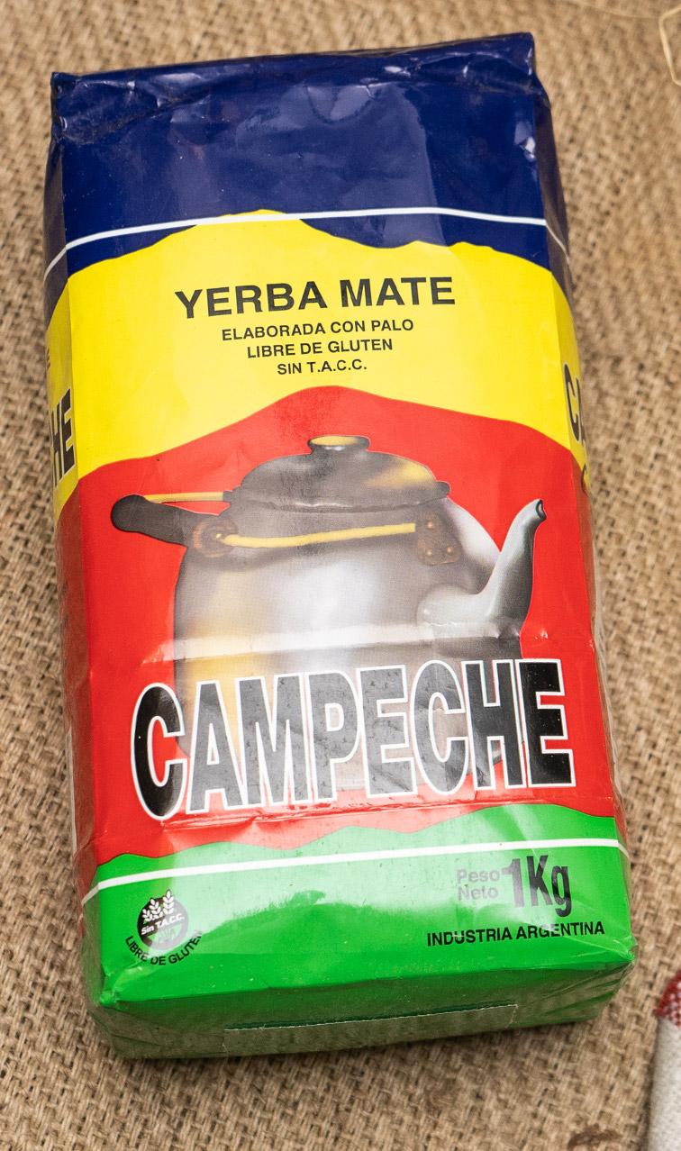 Campeche - Elaborada Tradicional | yerba mate | 1kg