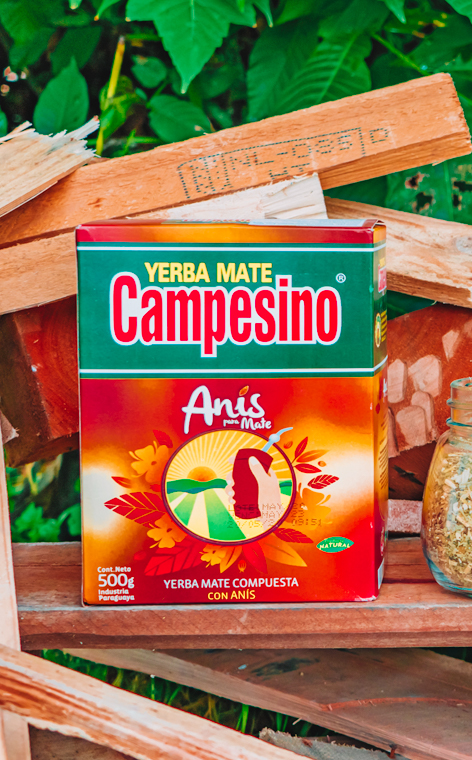 Campesino - Anis Anyżowa | yerba mate | 500g