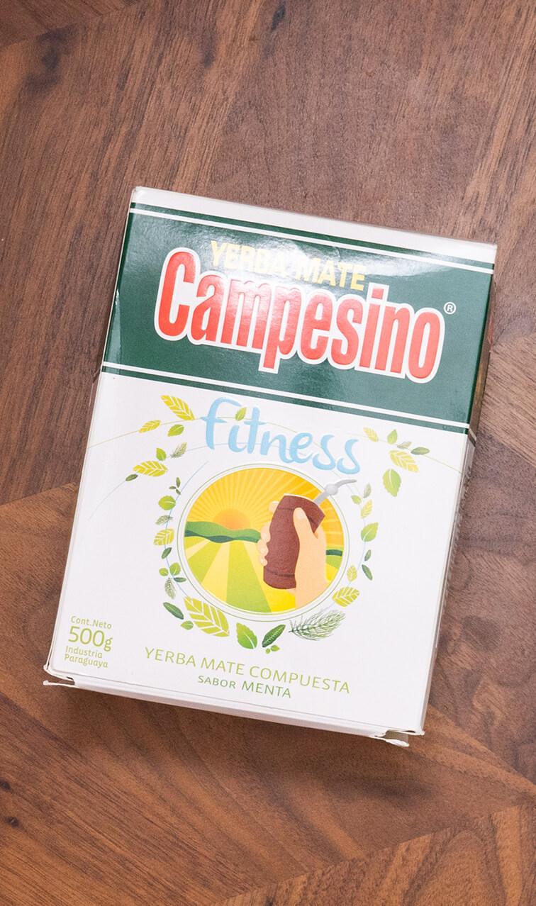 Campesino - Fitness | yerba mate | 500g