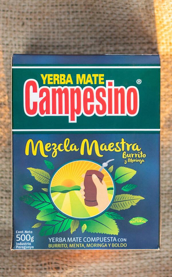 Campesino - Mezcla Maestra | yerba mate | 500g