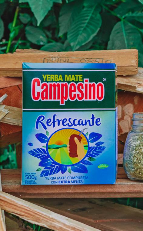 Campesino - Refrescante | yerba mate | 500g