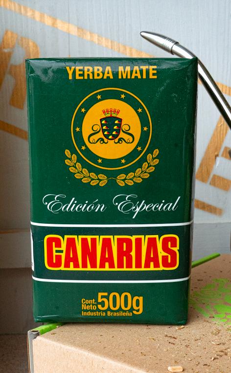 Canarias - Edicion Especial | yerba mate | 500g