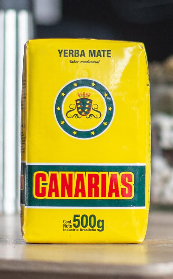 Canarias - Tradicional | yerba mate | 500g