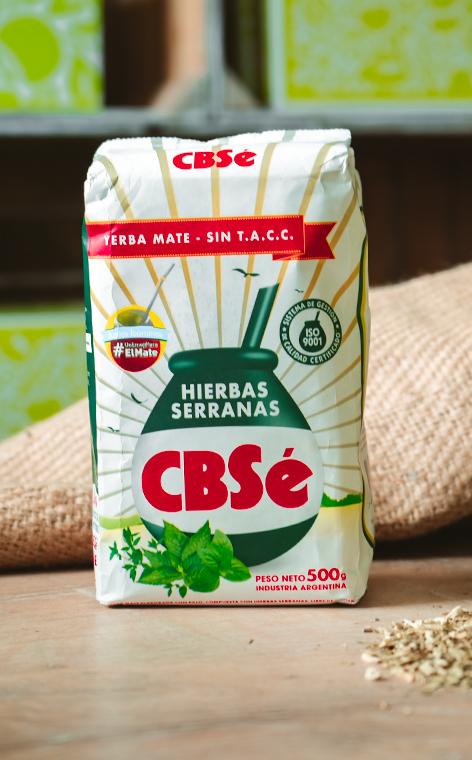 CBSe - Hiberas Serranas | yerba mate | 500g