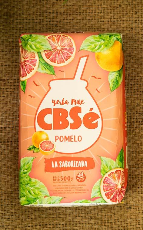 CBSe - Pomelo | yerba mate | 500g
