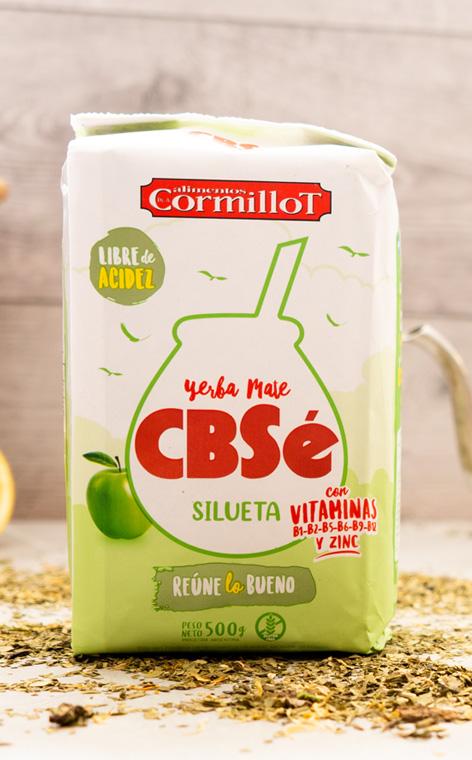 CBSe - Silueta  | yerba mate | 500g