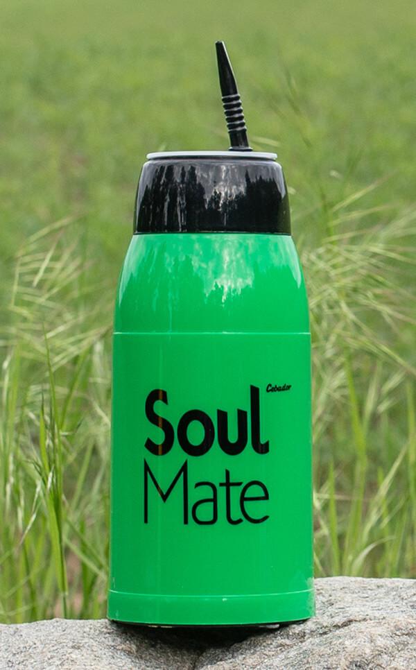 Yerbomos 3w1 - Soul Mate | zielony | termos