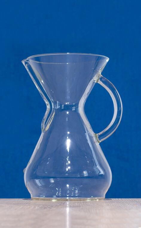 Chemex - Coffee Maker Glass Handle 8 filiżanek | 1,2l