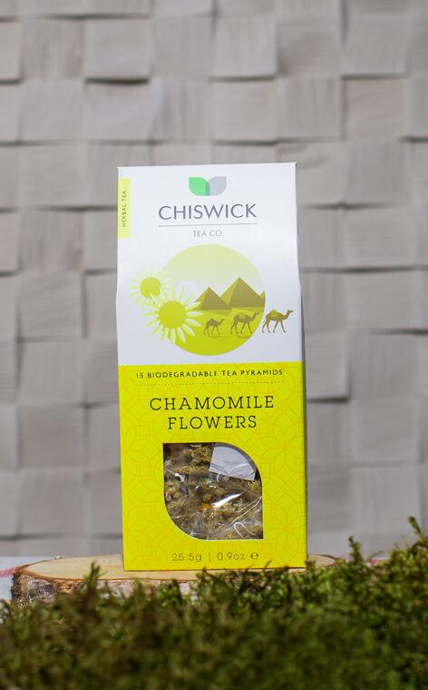 Chiswick Tea - Chamomile Flowers | 15 piramidek