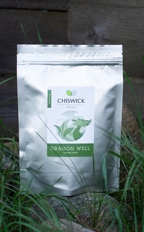 Chiswick Tea - Dragon Well   100g