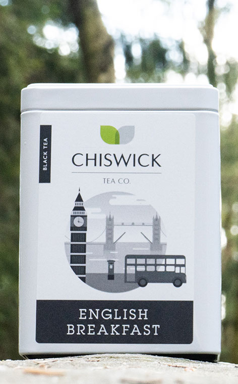 Chiswick Tea - English Breakfast | herbata czarna puszka | 100g