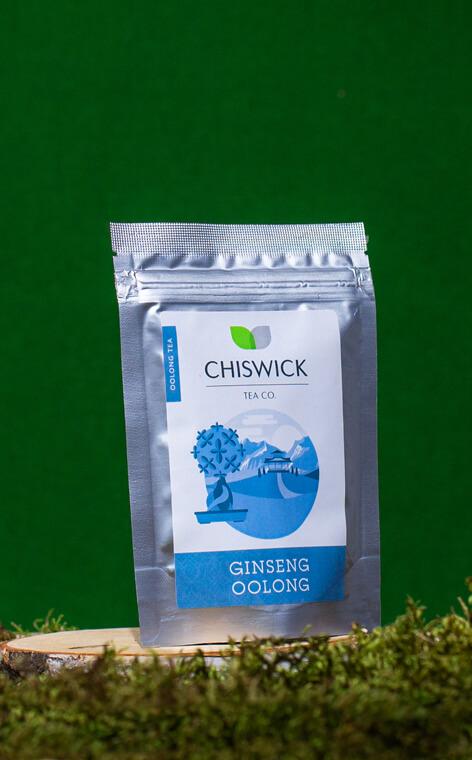 Chiswick Tea - Ginseng Oolong | 50g