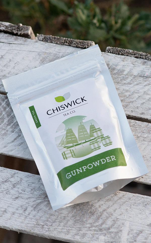 Chiswick Tea - Gunpowder | 50g