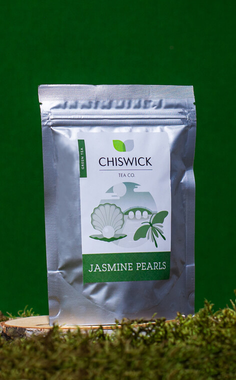 Chiswick Tea - Jasmine Pearls | 100g