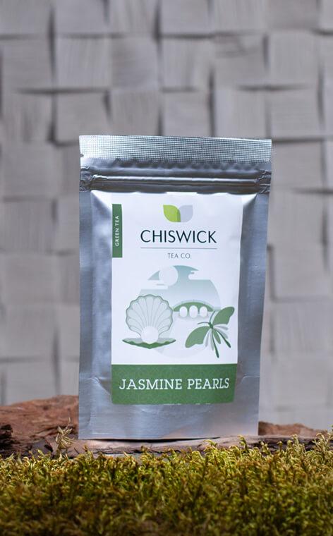 Chiswick Tea - Jasmine Pearls | 50g