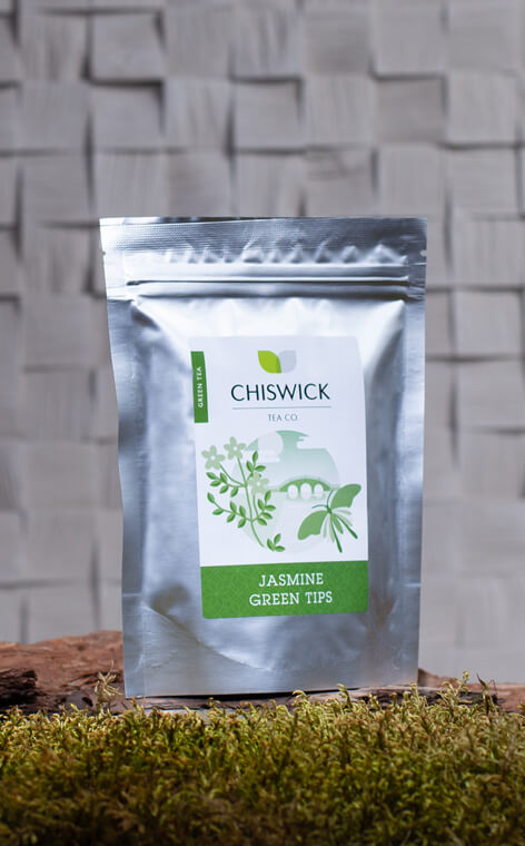 Chiswick Tea - Jasmine Green Tips | 100g