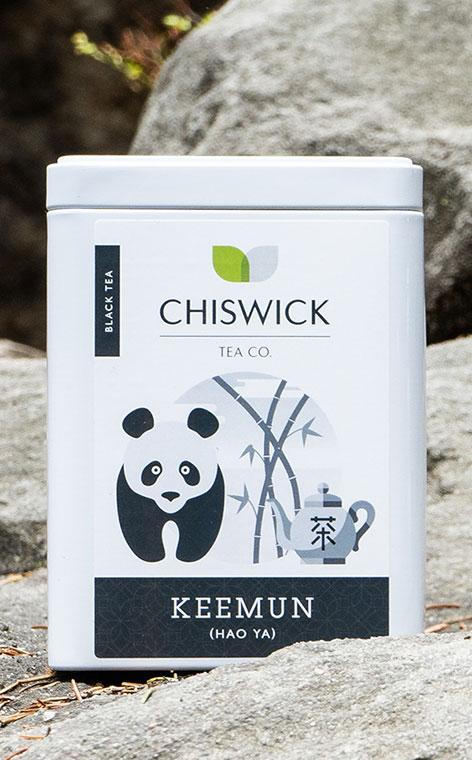 Chiswick Tea - Keemun | herbata czarna puszka | 100g