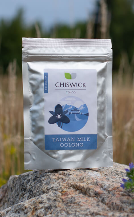 Chiswick Tea - Taiwan Milk Oolong | 100g