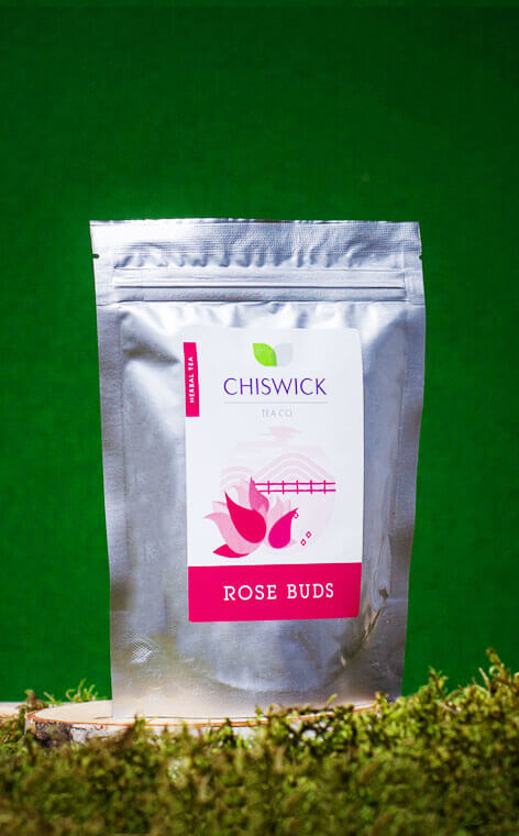 Chiswick Tea - Rose Buds | 50g